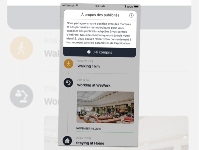 """Drive-to-Store : Vectaury dévoile ses nouveaux bandeaux opt'in """"géo-transparents"""""""