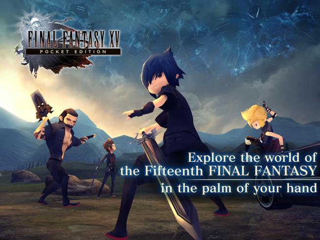 Final Fantasy XV: Pocket Edition pourrait arriver sur Android et iOS dès le 9 février