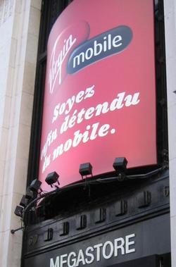Virgin Mobile s'associe à TDF pour la TNT mobile