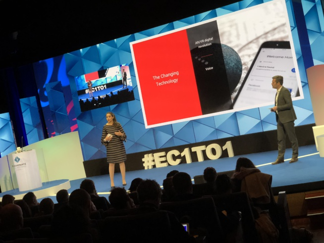 #EC1TO1 : Google prend le virage du commerce conversationnel
