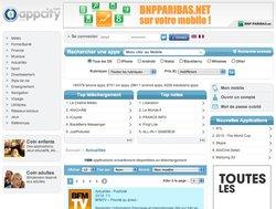 AppCity dévoile son moteur de recherche d'applications