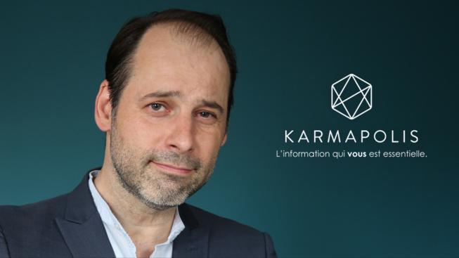 """Guillaume Berger, Karmapolis : """"En matière de publicité un autre modèle est à inventer """""""