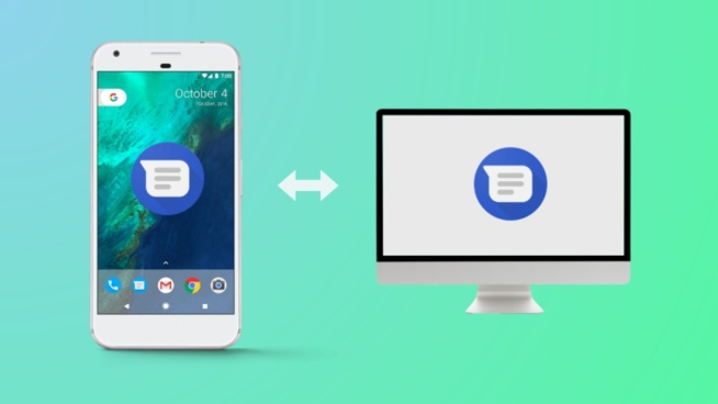 Google lance Android Messages pour le Web