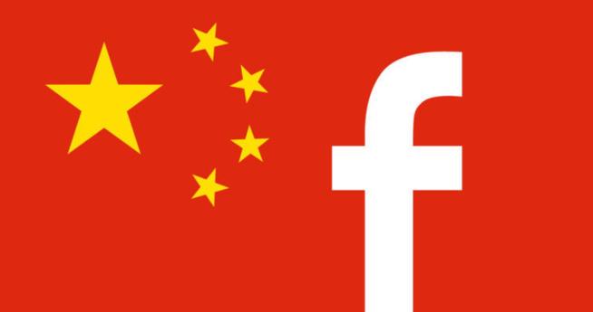 Facebook de nouveau expulsé de Chine, après une seule journée de présence