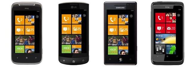 Déjà 1,5 million de Windows Phone écoulés