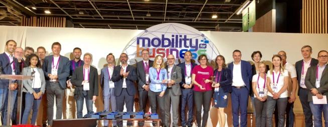Mobility For Business décerne ses mobility awards