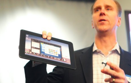 Dell aura sa Windows 7 Business Tablet