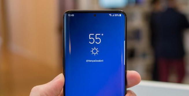 """Le Galaxy S10 pourrait abandonner le capteur d'iris pour un capteur d'empreintes in-display """"ultrasonic"""""""