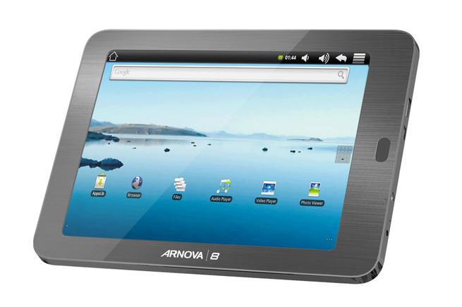 La tablette archos arnova sera commercialis e moins de 100 - Tablette 10 pouces moins de 200 ...