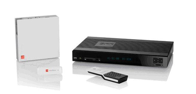 La SFR NeufBox évolution révolutionne l'innovation