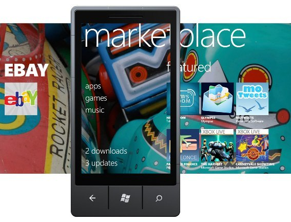 Plus de 10 000 applications référencées dans la Windows MarketPlace