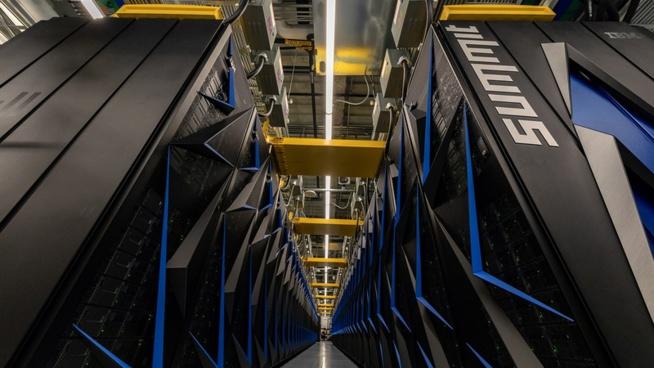 Les États-Unis ont maintenant les deux superordinateurs les plus rapides au monde