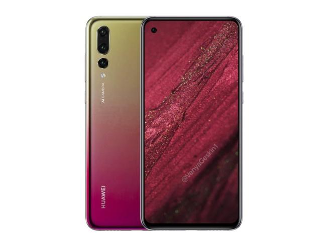 Le Huawei Nova 4 avec écran perforé devrait être lancé ce mois-ci