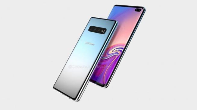 Voici à quoi pourrait ressembler le prochain Galaxy S10 Plus de Samsung