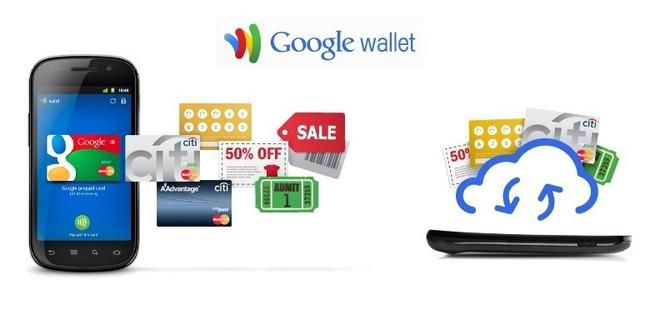 Google Wallet : le téléphone portefeuille