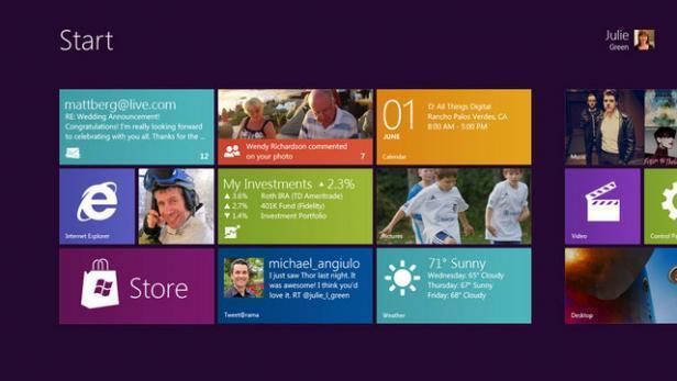 Avec Windows 8, Microsoft veut s'inviter sur les tablettes