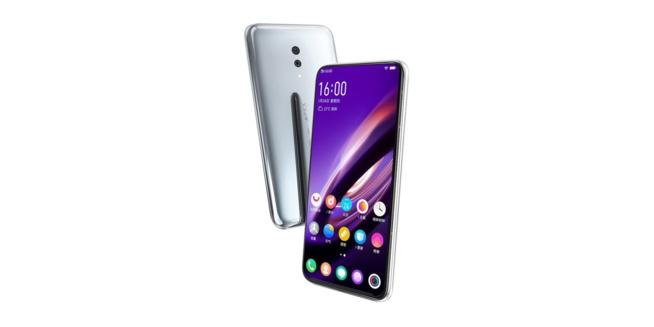 Vivo Apex 2019 concept : un téléphone sans boutons ni ports avec support 5G