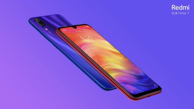 Le Xiaomi Redmi Note 7 débarque en Inde avec un appareil photo de 48 MP
