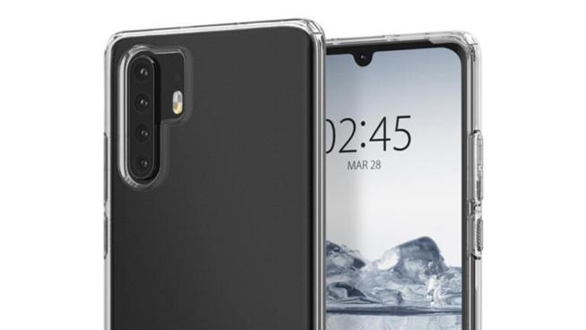 Cette fuite du Huawei P30 Pro révèle 4 capteurs photo à l'arrière