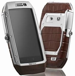 Tag Heuer Link : un smartphone Android de luxe à près de 5000 euros !
