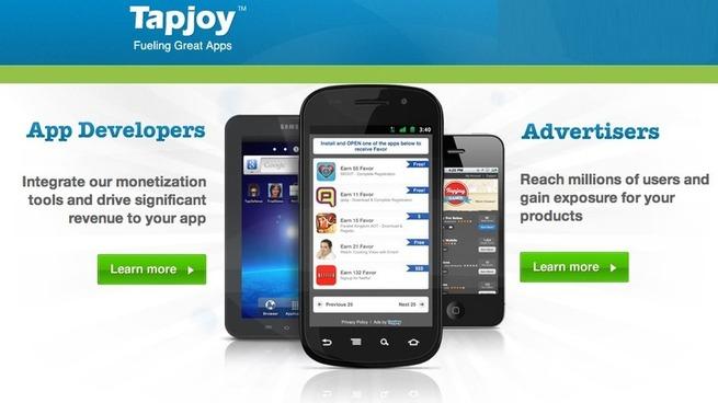TapJoy lève 30 M$ pour s'imposer dans la monétisation d'applications