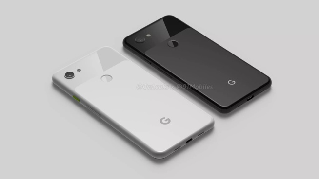 """Les """"Google Pixel 3a"""" et """"3a XL"""" sont les nouveaux Pixels de milieu de gamme avec écrans 5,6 et 6 pouces"""