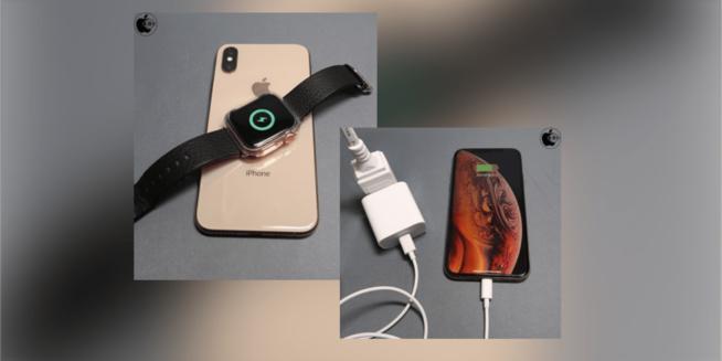 L'iPhone 11 pourrait proposer la charge sans fil de l'Apple Watch et des AirPods