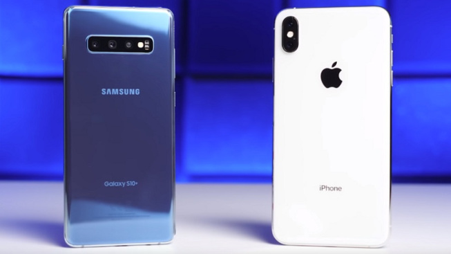 Test de chute : Le Galaxy S10+ avec Gorilla Glass 6 moins solide que l'iPhone XS Max