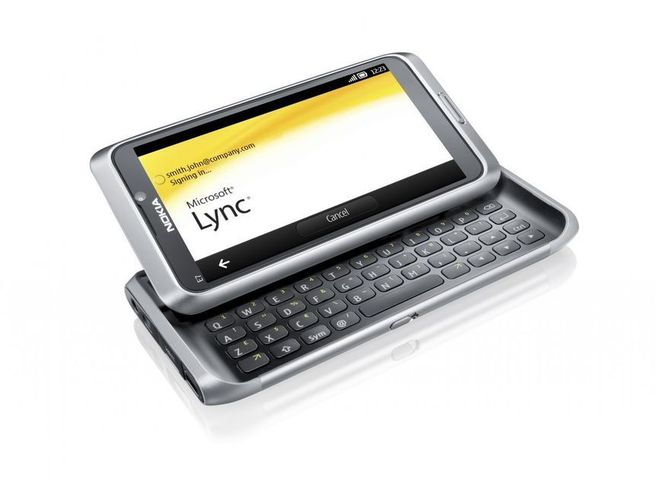 Nokia Microsoft Link