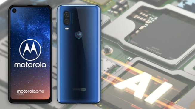 Motorola débute la commercialisation du One Vision
