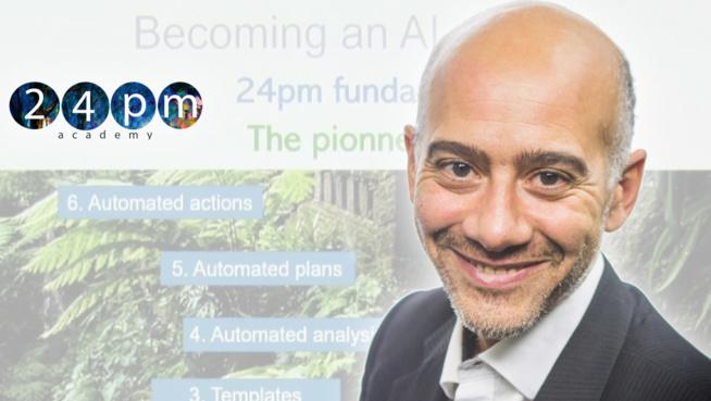 """Raphael Richard, Neodia : """"L'intelligence artificielle représente l'âge de maturité de l'informatique"""""""