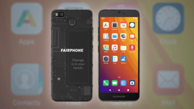 Le Fairphone 3 avec /e/OS bientôt en vente à 479,90 euros