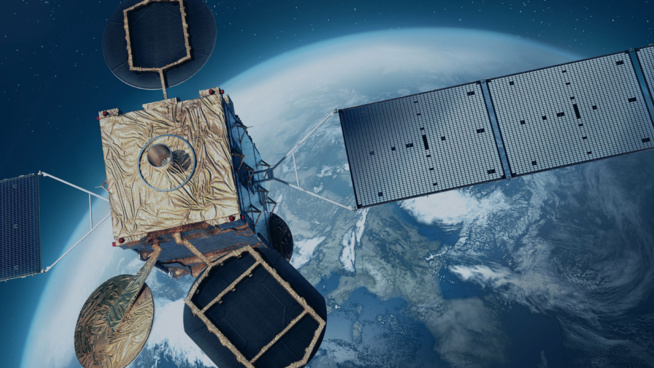 Orange vise une couverture à 30 Mb/s de toute la France grâce au satellite Eutelsat Konnect