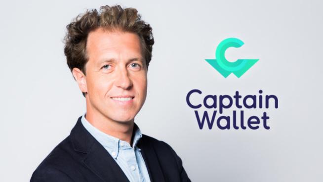 Axel Detours, CaptainWallet « Le taux d'adoption du Wallet est sans commune mesure avec celui des applications »