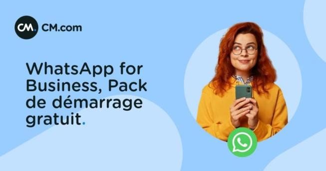WhatsApp for Business gratuit pour les petits commerçants