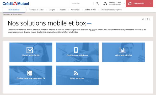 Bouygues Telecom rachète les MVNO du Crédit Mutuel