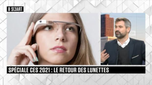 2021, année des lunettes connectées ?