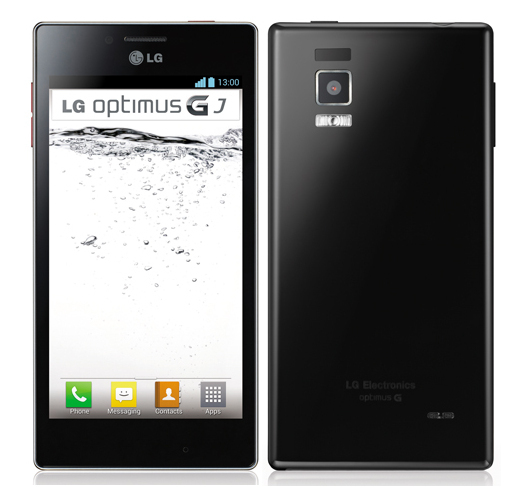 LG offre l'Optimus G en version étanche