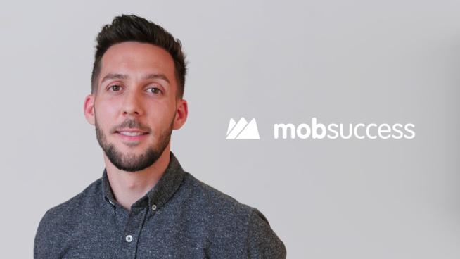 Nicolas Saraiva, Chief Developpement Officer de Mobsuccess