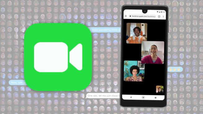 FaceTime d'Apple accessible aux utilisateurs Android ou Windows