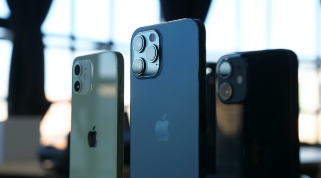 Déjà 100 millions de ventes pour l'iPhone 12