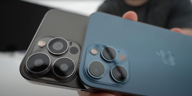 """iPhone 13: pourrait profiter d'un mode """"Always On"""""""
