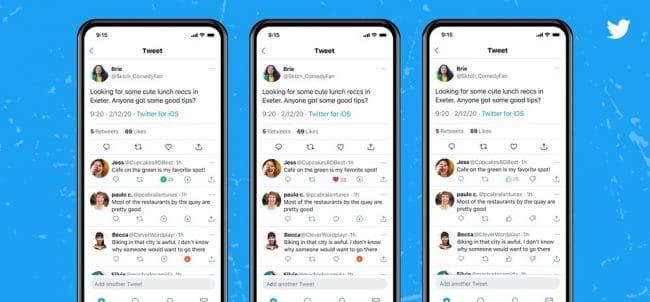 "Twitter s'inspire de Reddit : boutons de ""Like et dislike"""