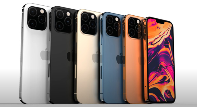 Apple prévoirait d'augmenter ses ventes de 20% avec l'iPhone 13
