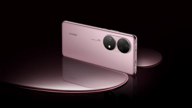 Huawei dévoile son nouveau smartphone le P50 Pro