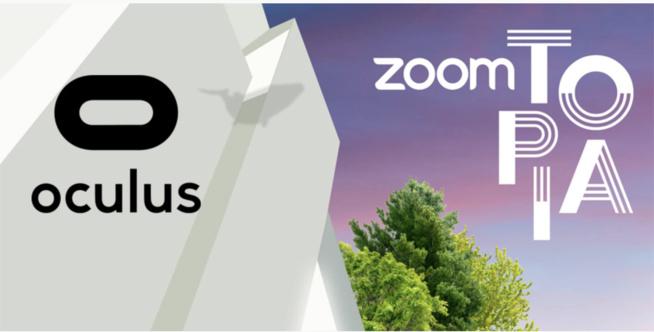 Zoom s'associe à Oculus pour créer des espaces de réunion virtuels