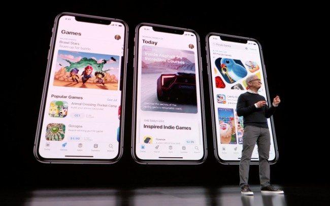 Marché du jeu vidéo : Apple est au premier plan