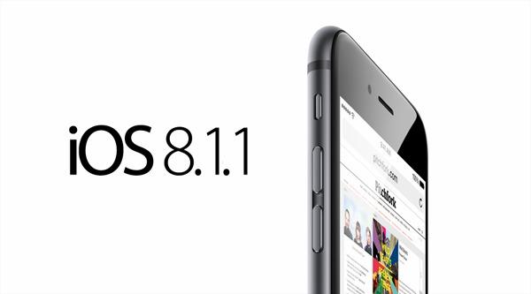 iOS 8.1.1 corrigera les bugs d'iOS 8 sur l'iPhone 4s