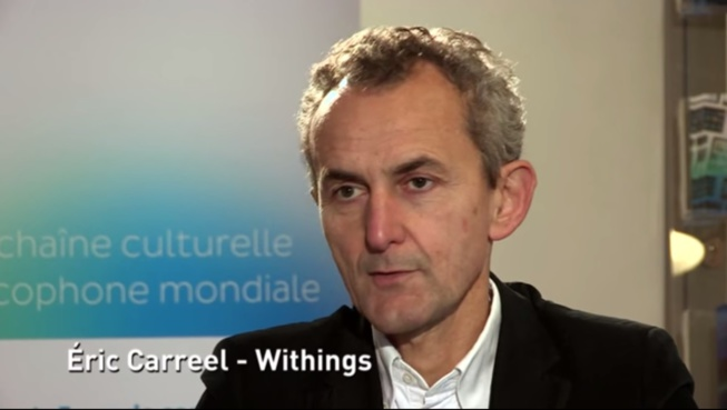Eric Carreel - Withings, des objets connectés qui se servent du mobile comme interface.