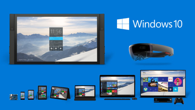 Windows 10 sortira en six versions distinctes